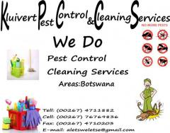 Kluivert Pets Control & Cleaning Services