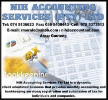 NIH Accounting Services (Pty) Ltd