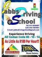 Jabbs Driving School