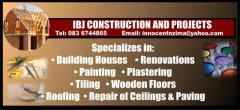 IBJ Construction and Projects