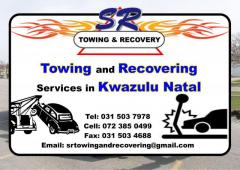 SR TOWING & RECOVERY cc