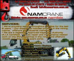 Namcrane Engineering cc