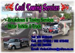 Cecil Towing Services