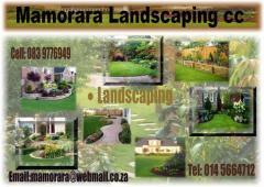 Mamorara Landscaping cc