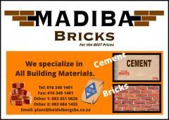 MADIBA Bricks