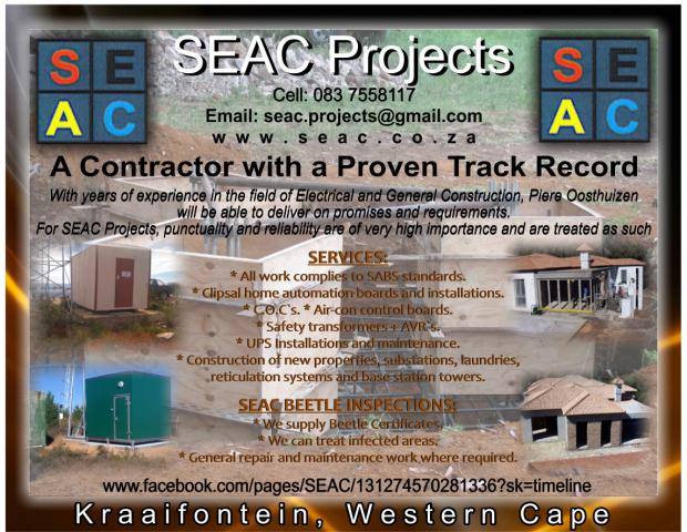 SEAC Projects (Pty) Ltd