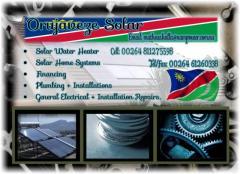 Orujaveze Solar
