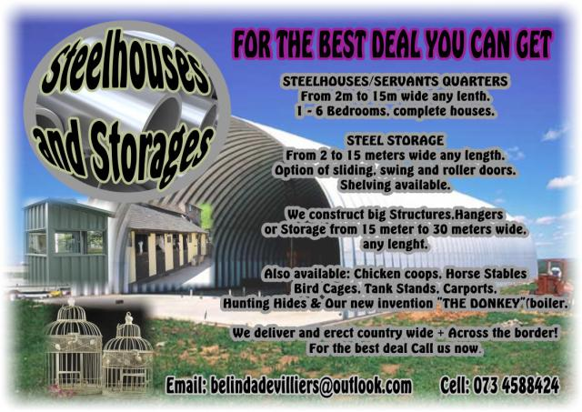 Steelhouses and Storages