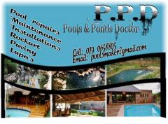 Pools & Ponds Doctor