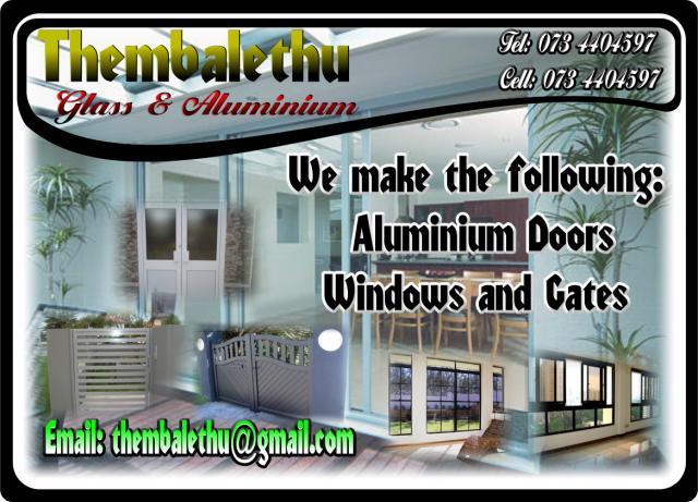 Thembalethu Glass & Aluminium