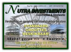 Nutra Investments Construction & Steelworks