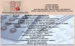 MVR Accounting Services