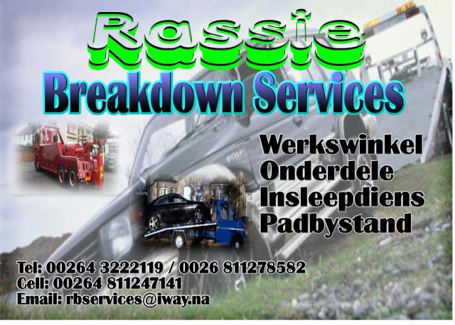 Rassie Breakdown Services