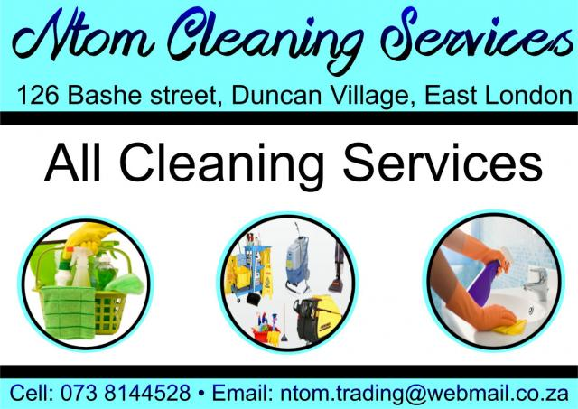 Ntom Cleaning Services