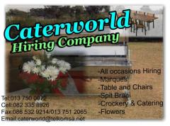 CaterWorld