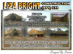 LIZA BRIGHT CONSTRUCTION (PTY) LTD