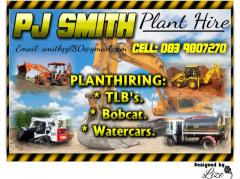 PJ Smith Plant Hire