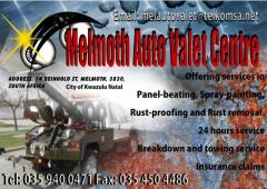 Melmoth Auto Valet Center