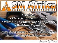 SM Afrika General Construction