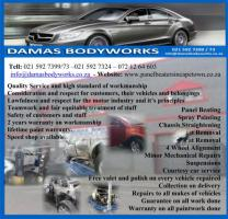 Damas Bodyworks