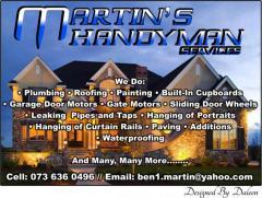 Martin's Handyman Services