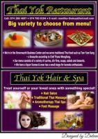 Thai Yok Restaurant / Thai Yok Hair & Spa