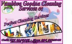Vumbiwa Goodna Cleaning Services cc