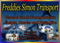 Freddie Simon Transport
