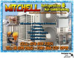 Mitchell Refrigeration & Air-conditioning cc
