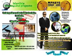 Mphayo Hungry Lions Security Services/ Morihle Trading and Projects