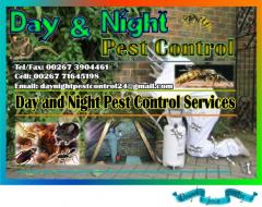 Day & Night Pest Control