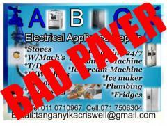 ABC Electrical Appliance Repair