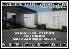 Moving by Faith Furniture Removals
