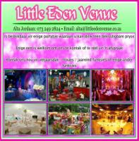 LITTLE EDEN VENUE
