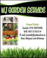 W.J Garden Service