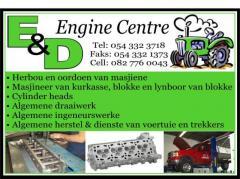 E & D Engine Centre