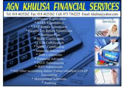 AGN Khulisa Financial Services