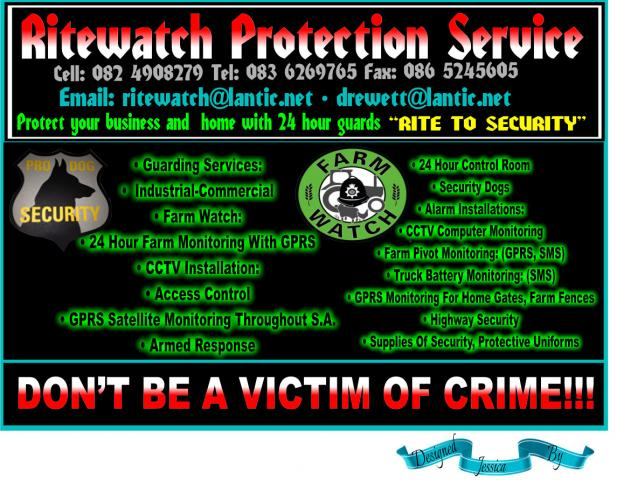 Ritewatch Protection Service