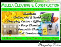 MELELA CLEANING & CONSTRUCTION