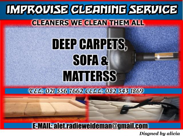 IMPROVISE CLEANING SERVICE
