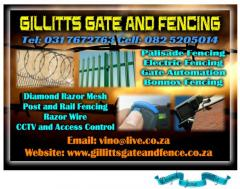 Gillitts Gate and Fencing