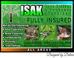 Isak Tree Felling  & Projects  (Pty) Ltd