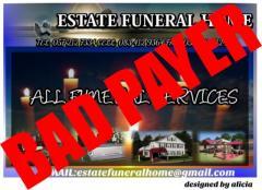 ESTATE FUNERAL HOME