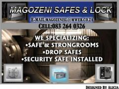 MAGOZENI SAFES &LOCK