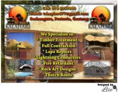 Kalahari Lapa's & Thatching