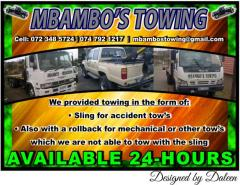 MBAMBO'S TOWING