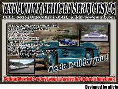 EXECUTIVE VEHICLE SERVICES CC