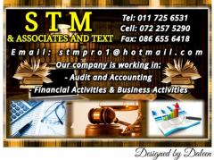 STM & ASSOCIATES AND TEXT