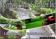 Overberg Clean & Garden Inc