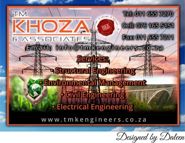 TM KHOZA & ASSOCIATES CONSULTING ENGINEERS